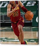 Cleveland Cavaliers v Milwaukee Bucks Acrylic Print