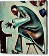 Coat and Hats / Thelonious Monk Acrylic Print