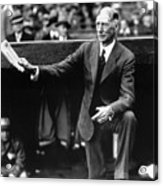 Connie Mack Acrylic Print