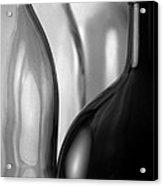 Convex Curves Acrylic Print