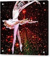 Cosmic Dancer Acrylic Print