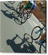 Cycling : Tour Of Spain / Stage 13 Acrylic Print