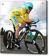 Cycling: 76th Paris - Nice 2018 / Stage 4 Acrylic Print
