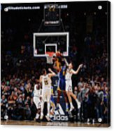 Damian Jones Acrylic Print