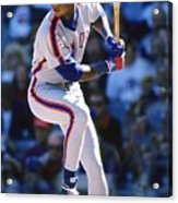 Darryl Strawberry Acrylic Print