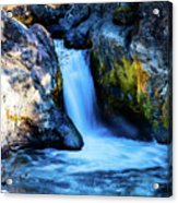 Deer Creek Falls Acrylic Print