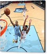 Denver Nuggets v Memphis Grizzlies Acrylic Print