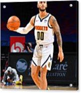 Denver Nuggets v Philadelphia 76ers Acrylic Print