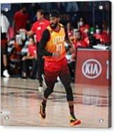 Denver Nuggets v Utah Jazz Acrylic Print
