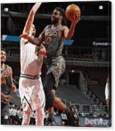 Denver Nuggets Vs. Chicago Bulls Acrylic Print