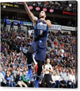Deron Williams Acrylic Print