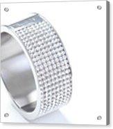 Diamond Bracelet Acrylic Print