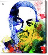 Dr. Dre Watercolor Acrylic Print