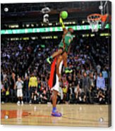 Dwight Howard and Nate Robinson Acrylic Print