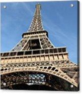 Eiffel Tower, Paris Acrylic Print
