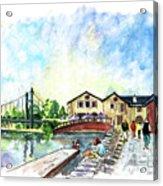 Exeter 02 Acrylic Print