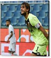 Genoa CFC v AC Cesena - TIM Cup Acrylic Print
