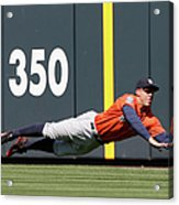 George Springer and Dj Lemahieu Acrylic Print