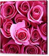 Grandma Roses Acrylic Print