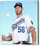 Greg Holland Acrylic Print