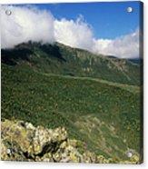Gulf of Slides - White Mountains New Hampshire Acrylic Print