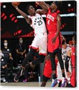Houston Rockets v Toronto Raptors Acrylic Print