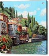 Impressioni Del Lago Acrylic Print