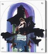 Isa Acrylic Print