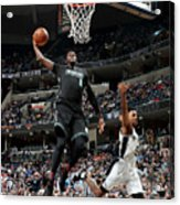 James Ennis Acrylic Print