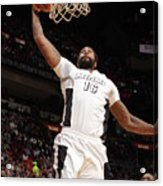 James Johnson Acrylic Print