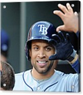 James Loney Acrylic Print