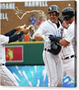 James Mccann And John Hicks Acrylic Print
