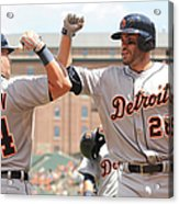 James Mccann Acrylic Print
