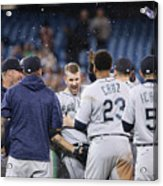 James Paxton Acrylic Print