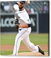 James Shields Acrylic Print