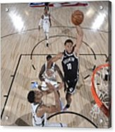 Justin Anderson Acrylic Print