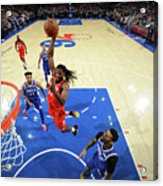 Kenneth Faried Acrylic Print