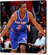 Langston Galloway Acrylic Print