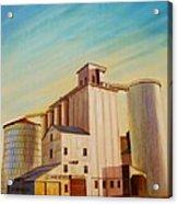 Latah County Grain Growers Acrylic Print