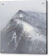 Lion Head - Mount Washington New Hampshire Acrylic Print
