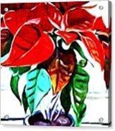 Living Flower Acrylic Print