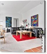 Living Room Acrylic Print