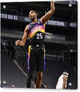 Los Angeles Clippers v Phoenix Suns Acrylic Print