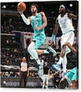 Los Angeles Lakers v Charlotte Hornets Acrylic Print