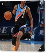 Los Angeles Lakers v Oklahoma City Thunder Acrylic Print