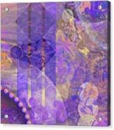 Lunar Impressions 2 Acrylic Print