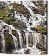 Mae Ya Waterfall Acrylic Print