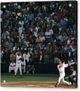 Mark Mcgwire and Roger Maris Acrylic Print