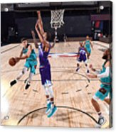 Memphis Grizzlies v Utah Jazz Acrylic Print