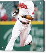 Michael Brantley and David Murphy Acrylic Print